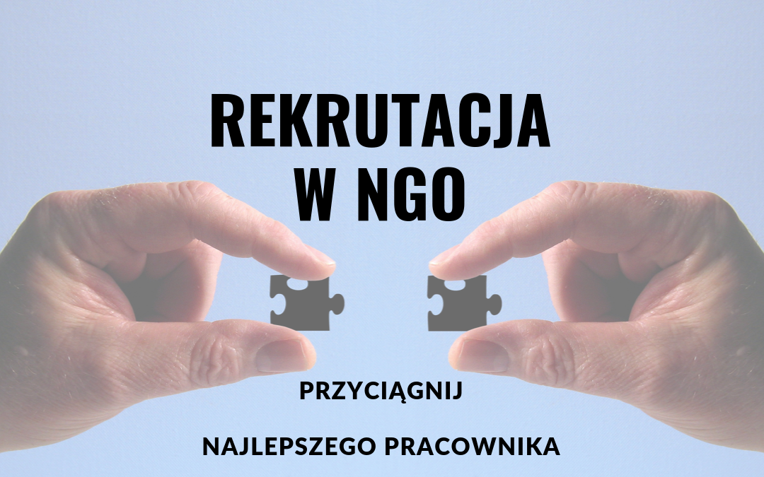 Rekrutacja w NGO