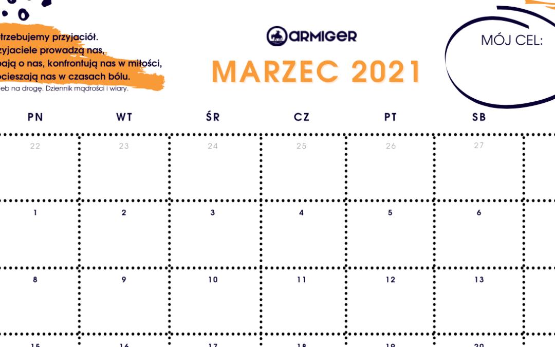 Planer Fundraisera – Marzec 2021
